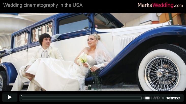 Yuri & Yanina - Wedding videography (Clip) | MarkaWedding.com