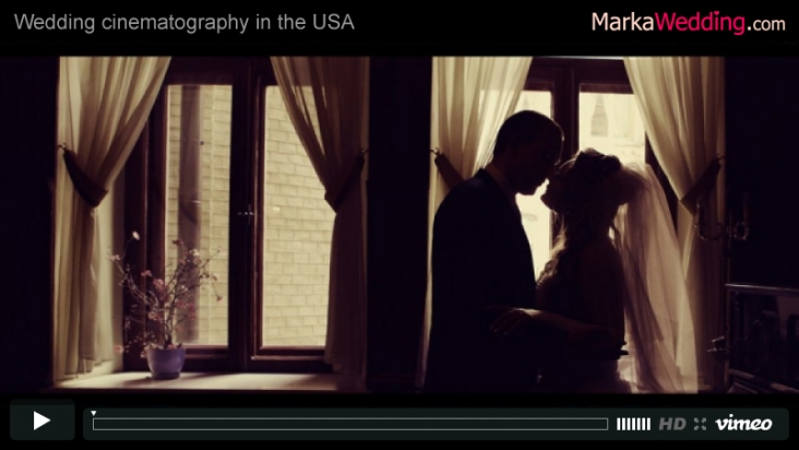 Oleg & Ekaterina - Wedding clip | MarkaWedding.com