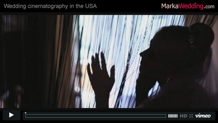 Petr & Irina - Wedding videography (Clip) | MarkaWedding.com