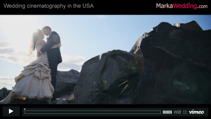 Alexander & Samira - Wedding Video (Clip) | MarkaWedding.com