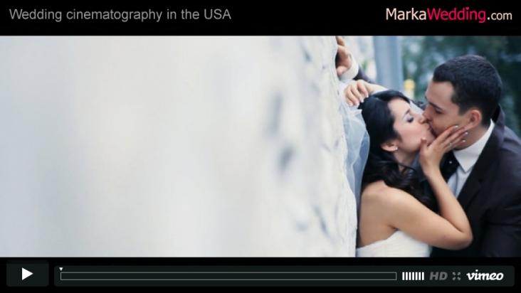 Rostislav & Antonina - Wedding Video (Clip) | MarkaWedding.com