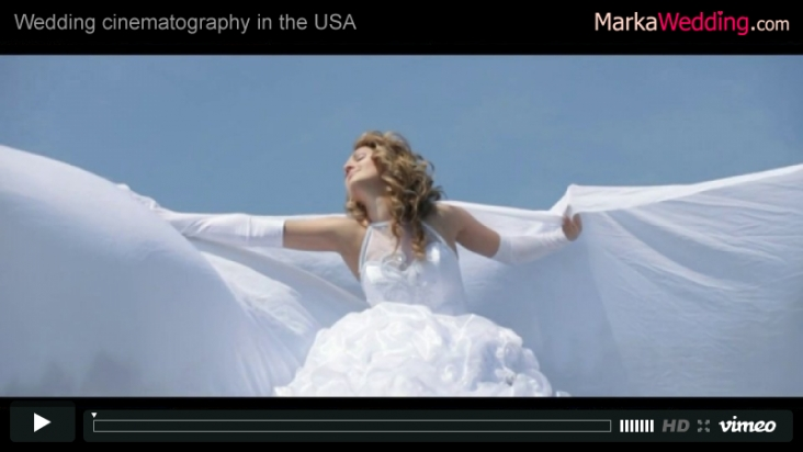Dmitry & Ludmila - Wedding clip | MarkaWedding.com