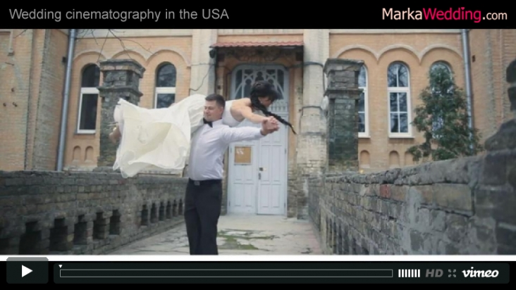Sergey & Natalia - Wedding videography | MarkaWedding.com