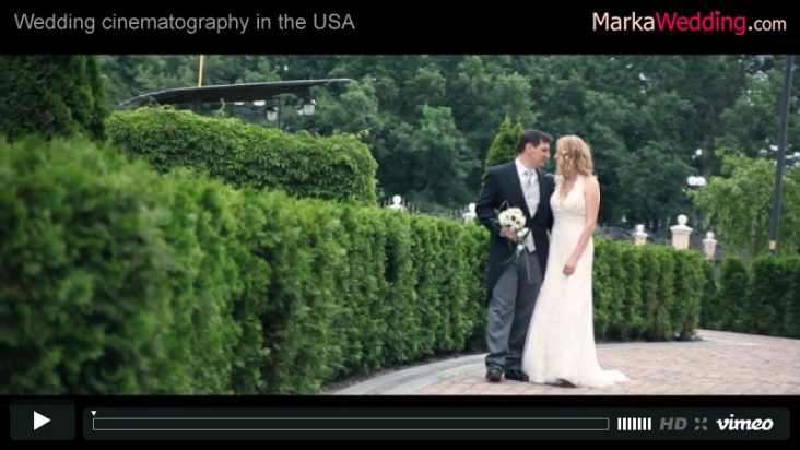 Alfredo & Natalia - Wedding video | MarkaWedding.com