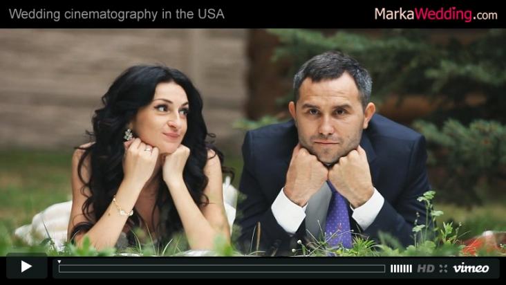 Artem & Irina - Wedding videography (Clip) | MarkaWedding.com