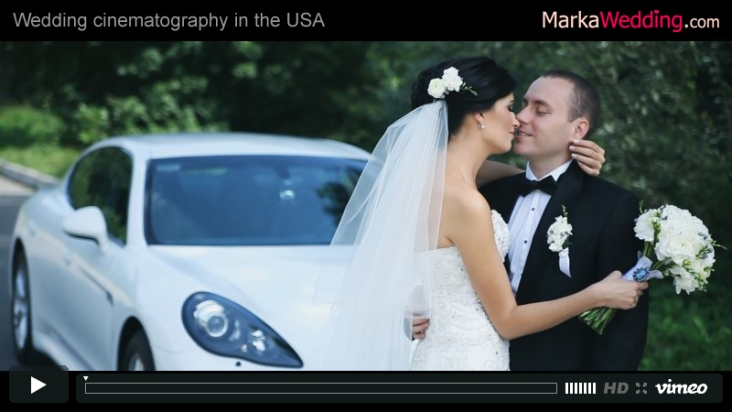 Igor & Julia - Wedding video (Highlights Clip) | MarkaWedding.com