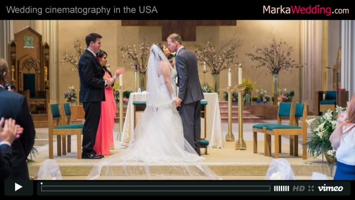 Joseph & Diana - Wedding videographer Long Island (NY) | MarkaWedding.com