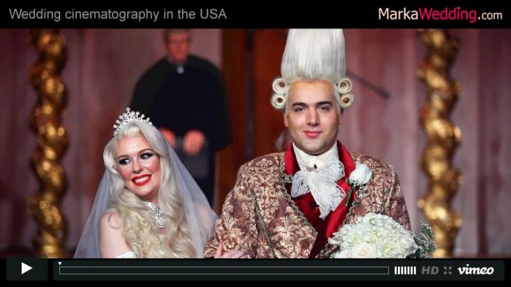 Kayvon & Anna - Wedding cinematography Jersey City (NJ)   MarkaWedding.com