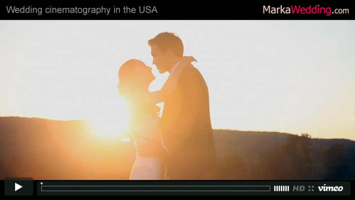 Matthew & Kira - Wedding cinematography Connecticut (CT) | MarkaWedding.com
