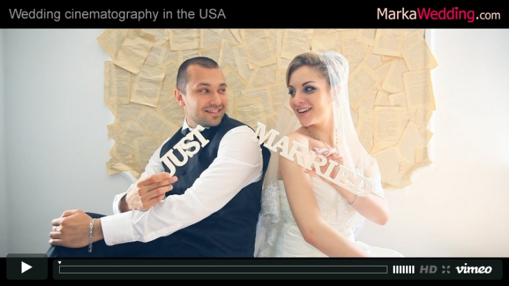 Roma & Vika - Wedding videographer (Highlights Clip) | MarkaWedding.com