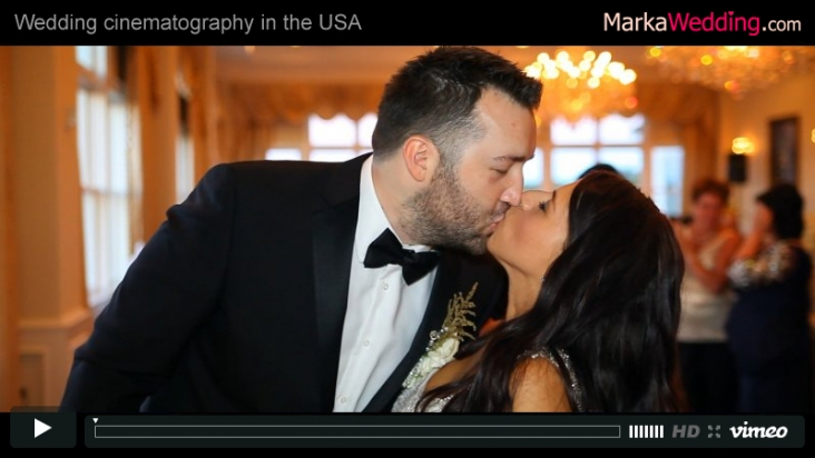 Slavik & Irene - Wedding cinematography Philadelphia (PA) | MarkaWedding.com