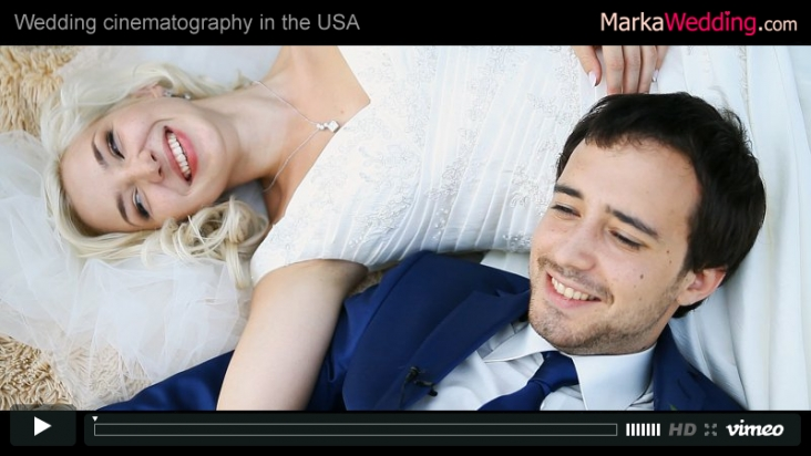 Vlad & Natali - Wedding clip (Highlights) | MarkaWedding.com